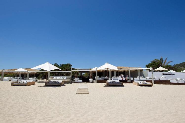 El Chiringuito Es Cavallet Beach Ibiza