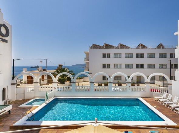 Ibiza town apartments